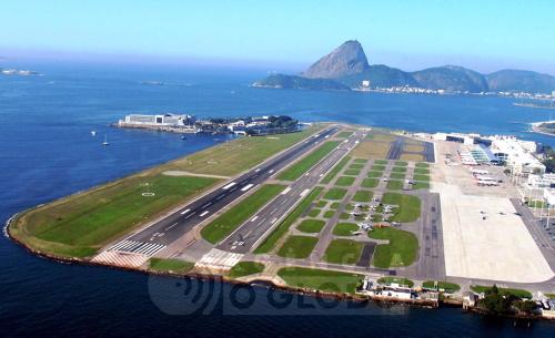 Aeroporto Rio De Janeiro : Hangar brasil santos dumont ou galeão saiba como